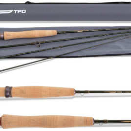 TFO Finesse Fly Rod
