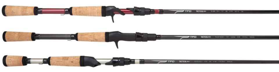 TFO Tactical Bass rod